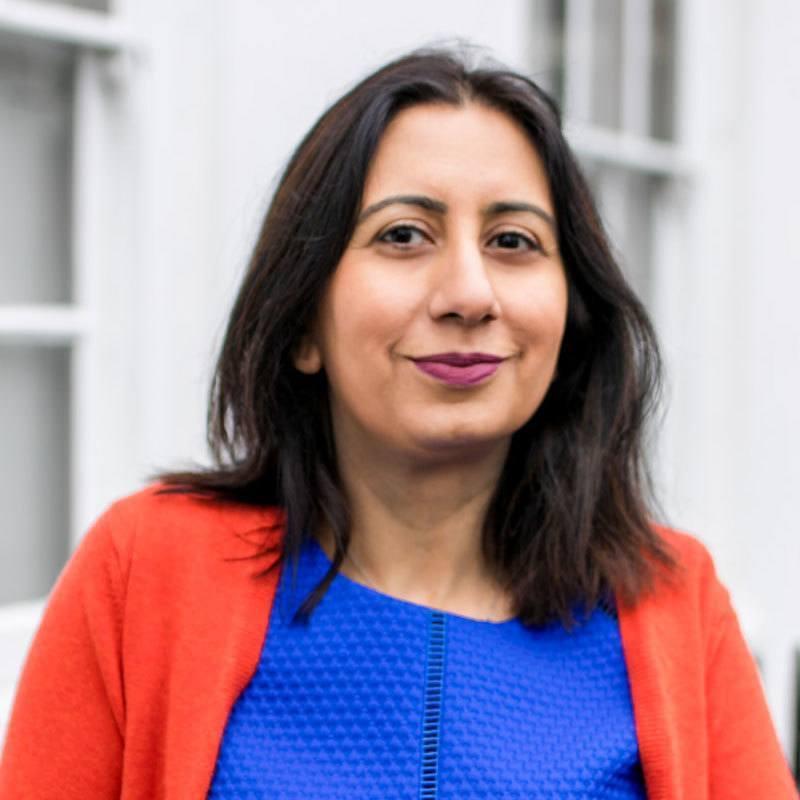 Shabana for Bloom - Muslim Dating-London